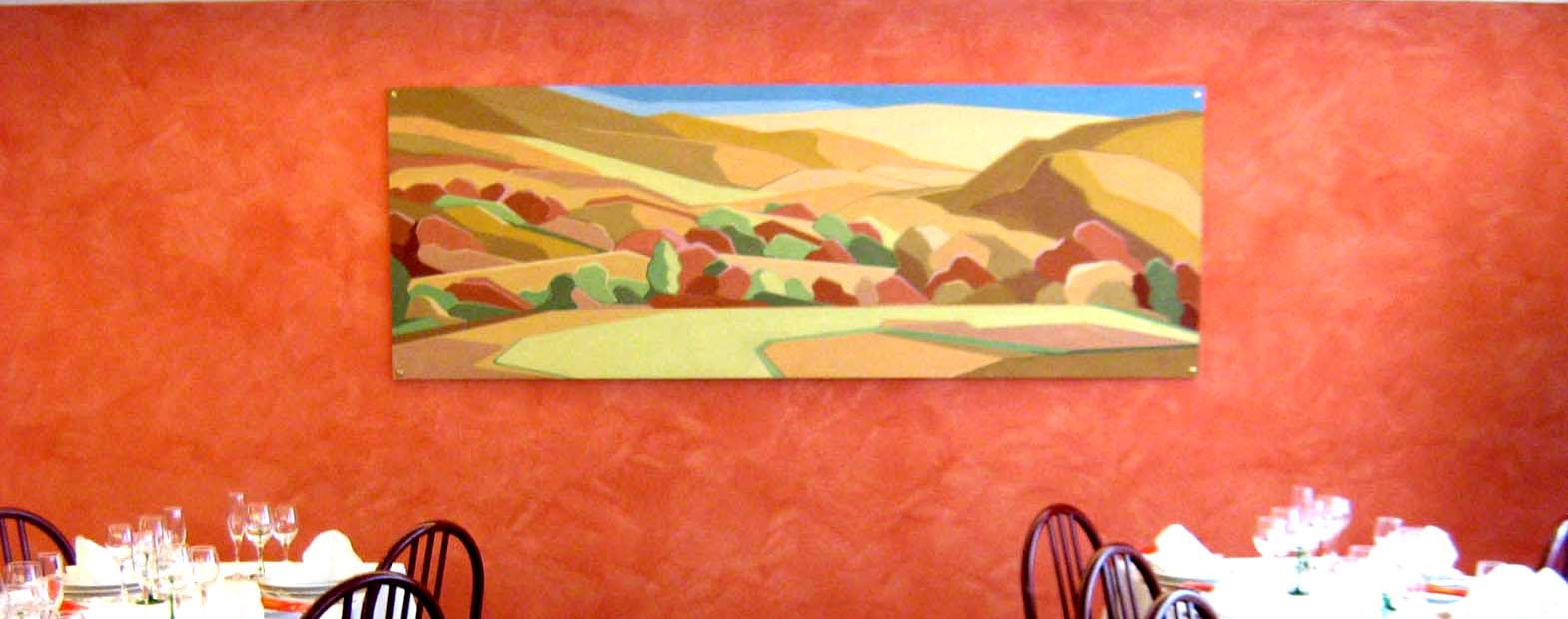 Pittura murale - ornellapelfini-pittrice